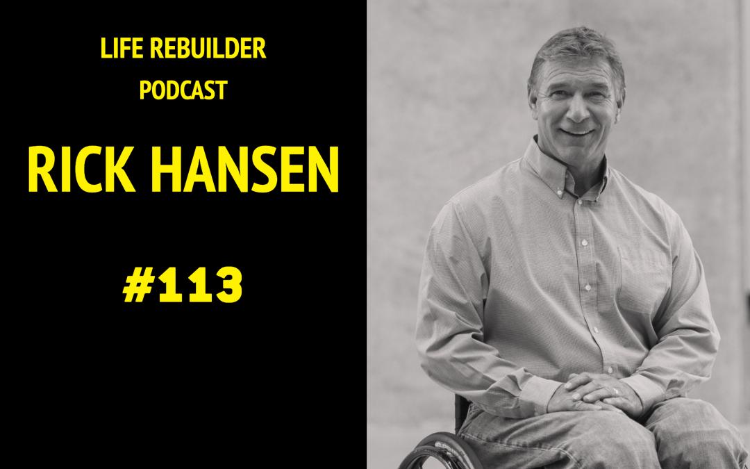 Rick Hansen (#113)