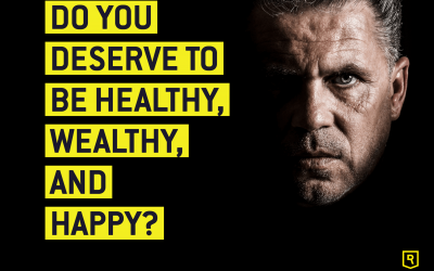 Do you deserve to be healthy?